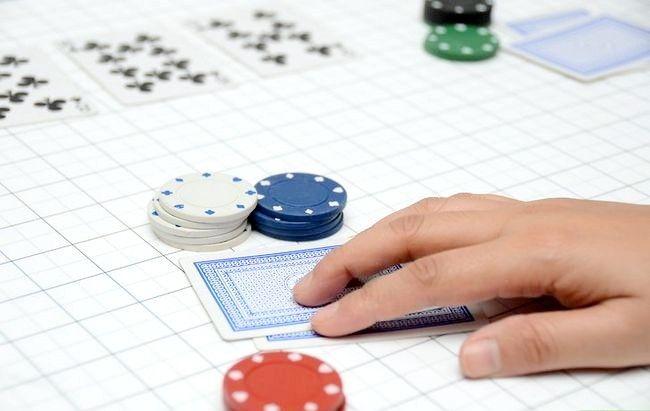 Prent getiteld Learn Poker Percentages Stap 5