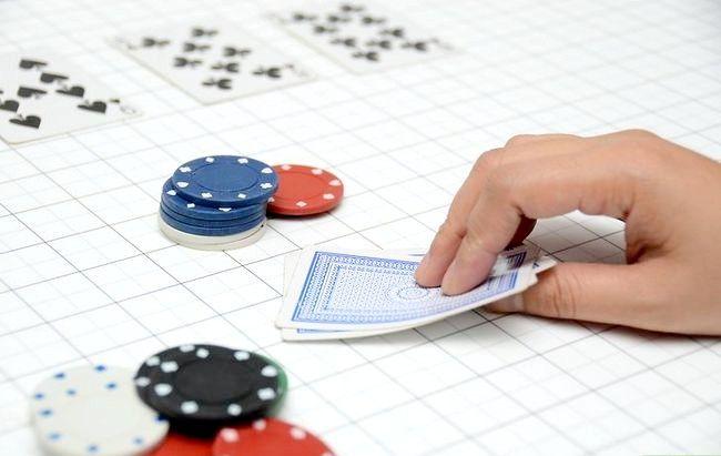 Prent getiteld Learn Poker Percentages Stap 6