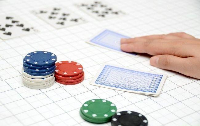 Prent getiteld Learn Poker Percentages Stap 7