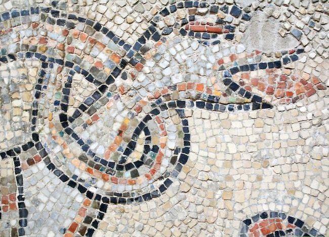 Prent getiteld Leer oor Antieke Rome Stap 2