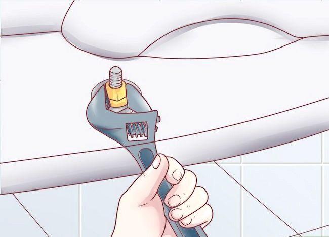 Prent getiteld Fix a Toilet Seal Stap 13