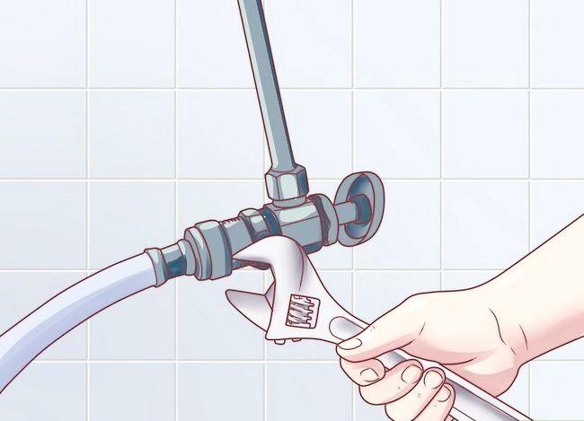 Prent getiteld Fix a Toilet Seal Stap 4