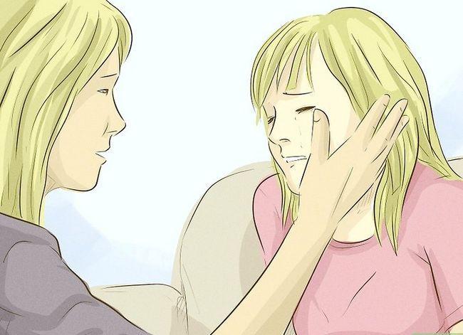Prent getiteld Help jou dogter kry oor `n slegte opbreek stap 4