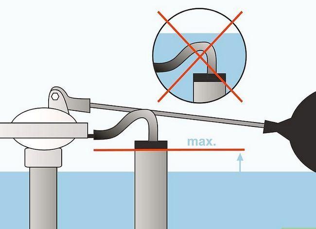 Beeld getiteld Fix a running toilet Stap 11