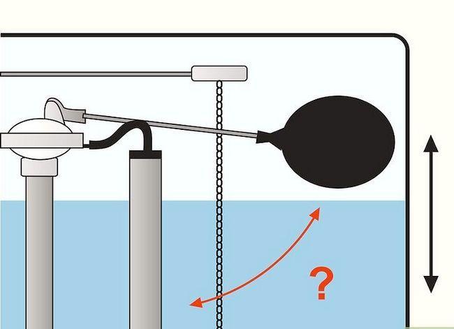 Prent getiteld `n hardloop toilet stap 8