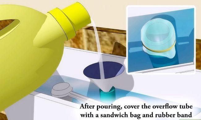 Prent getiteld Fix a Slow Toilet Stap 9