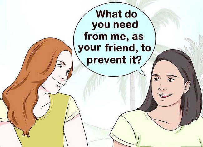 Prent getiteld Fix a Broken Friendship Stap 9