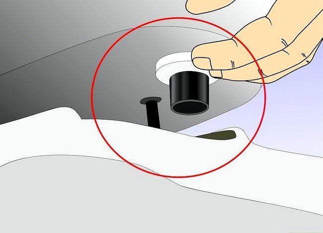 Prent getiteld Fix a Leaky Toilet Tenk Stap 1