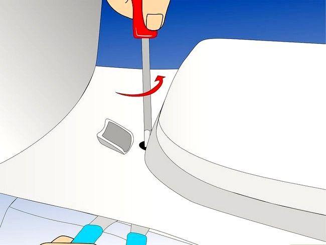 Prent getiteld Fix a Leaky Toilet Tenk Stap 15