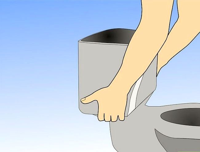 Beeld getiteld Fix a Leaky Toilet Tenk Stap 16