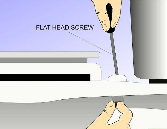 Beeld getiteld Fix a Leaky Toilet Tenk Stap 2