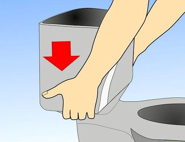 Beeld getiteld Fix a Leaky Toilet Tenk Stap 22