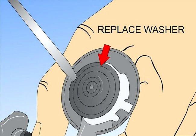 Beeld getiteld Fix a Leaky Toilet Tenk Stap 31
