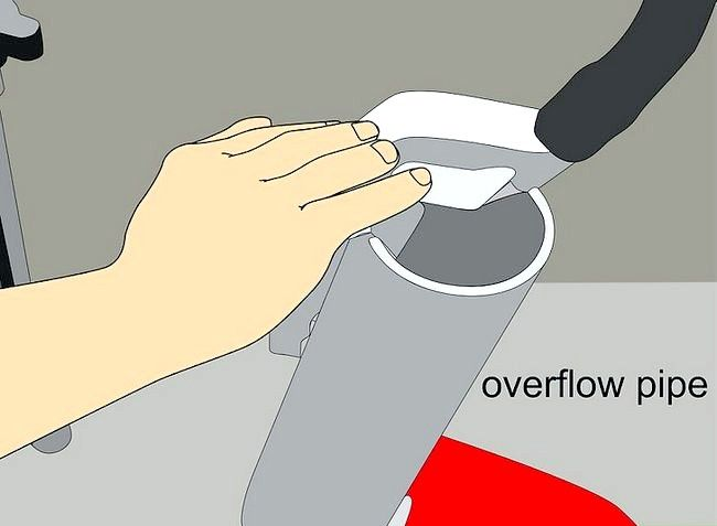Beeld getiteld Fix a Leaky Toilet Tenk Stap 10