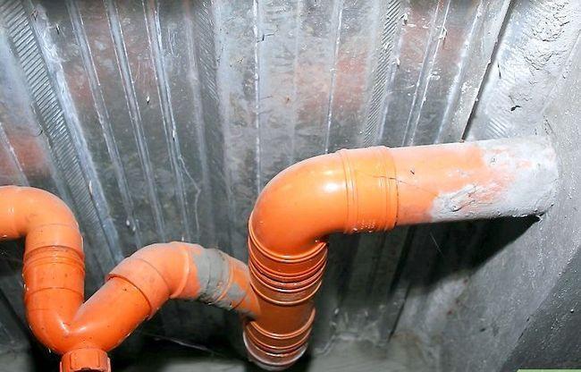 Prentjie getiteld `n Leak Badkamer Stap 3 oplos