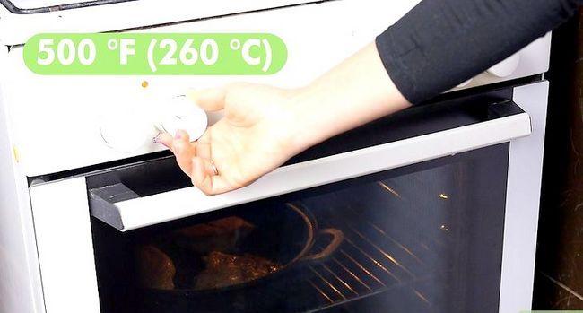 Prent getiteld Broil Steak Stap 7