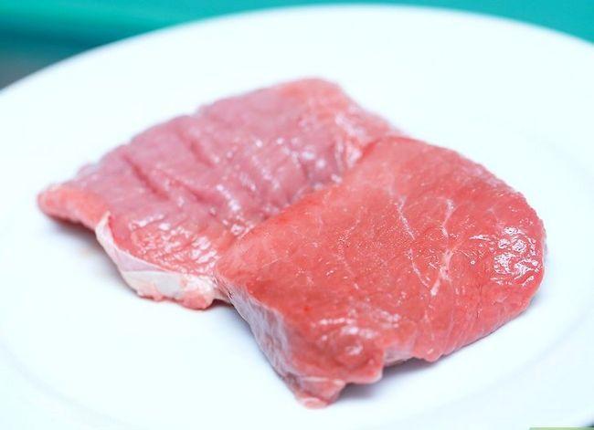 Prent getiteld Grill Sirloin Steak Stap 1