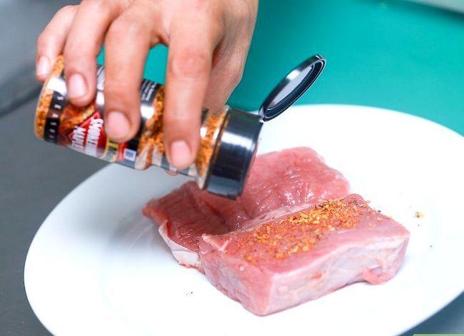 Prent getiteld Grill Sirloin Steak Stap 10