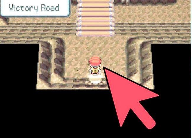 Prent getiteld Vang Shaymin op Pokemon Diamond of Pearl Stap 1