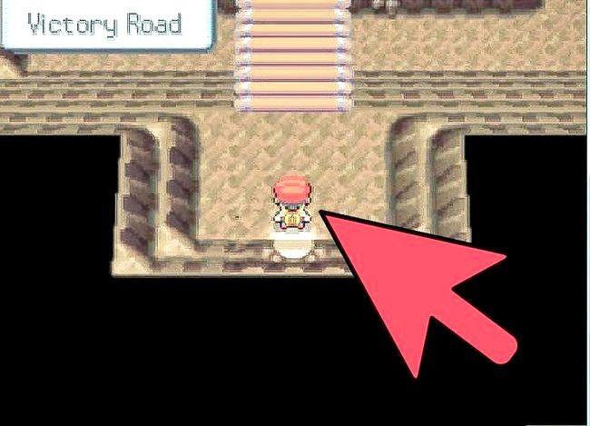 Prent getiteld Vang Shaymin op Pokemon Diamond of Pearl Stap 5