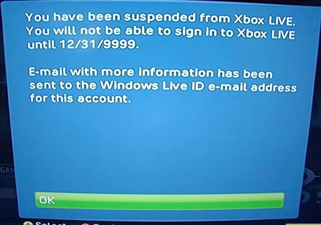 Prent getiteld Vind uit waarom jy op Xbox Live gesit is Stap 1