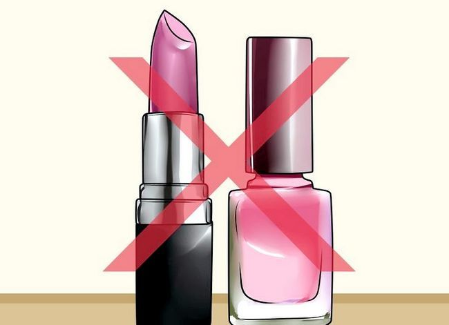 Prent getiteld Oorleef jou ouers Laat jou make-up Stap 9 dra