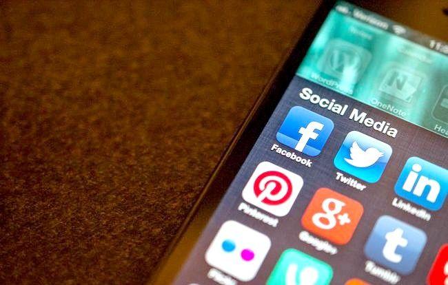 Prentletter Sosiale Media-programme