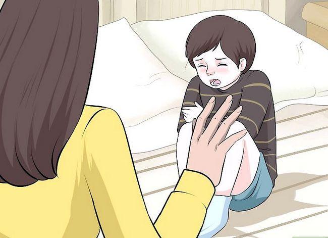 Prent getiteld Help jou kind as `n vriend Stap 9 doodmaak