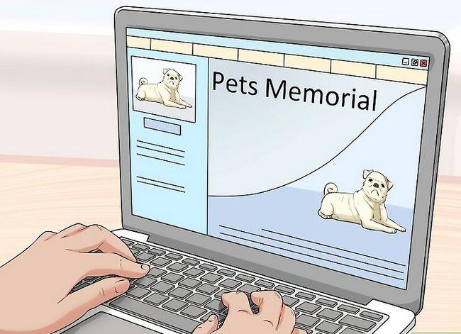 Prent getiteld Help `n vriend wat die dood van `n hond bedrieg Stap 12