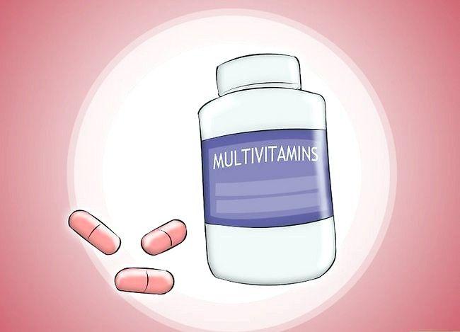 Beeld getiteld Balans Vitamiene en Minerale op die Atkins-dieet Stap 1