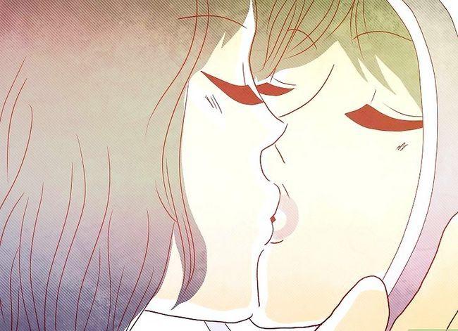 Prent titel Stage Kiss Stap 12