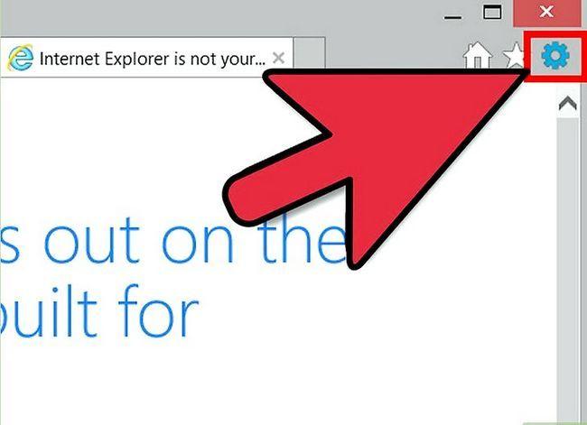 Prent getiteld Blok Pop Ups op Windows 8 Stap 2