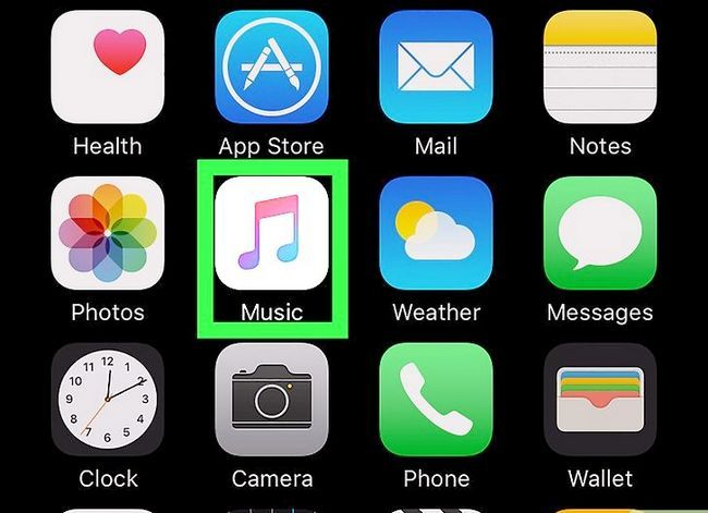 Prent getiteld Verwyder musiek op jou iPhone Stap 11