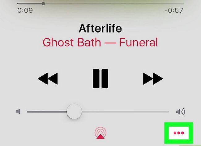 Prent getiteld Verwyder musiek op jou iPhone Stap 16