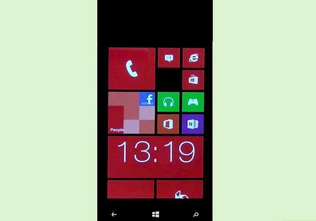 Prent getiteld `n program verwyder op Windows 8 Stap 13