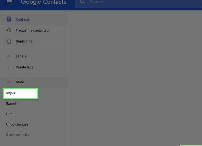 Prent getiteld Skakel van Yahoo! Mail na Gmail Stap 14