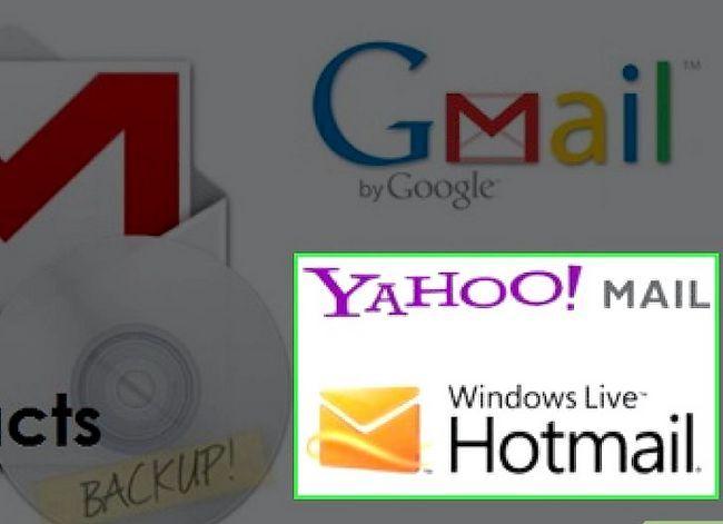 Prent getiteld Skakel van Yahoo! Mail na Gmail Stap 7