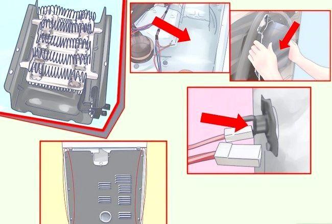 Prent getiteld Verander die verwarmingselement in `n Droër Stap 8