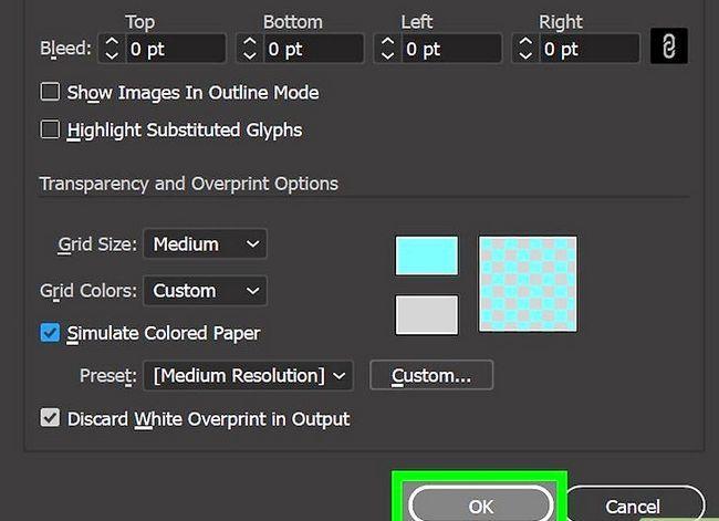 Prent getiteld Verander die agtergrondkleur in Adobe Illustrator Stap 12