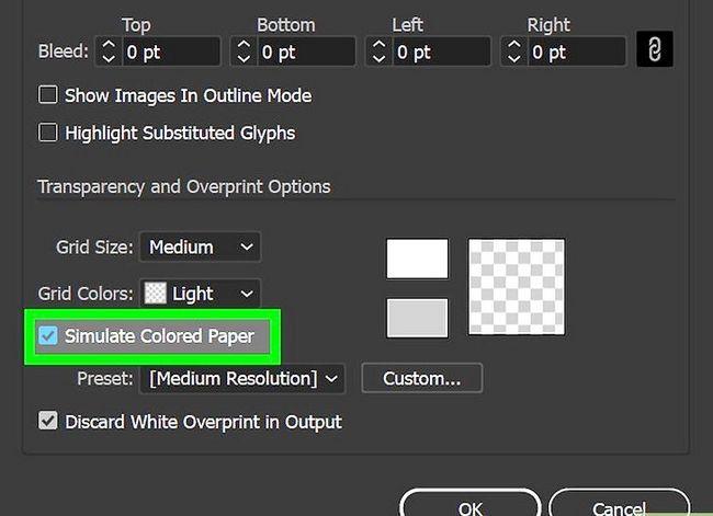Prent getiteld Verander die agtergrondkleur in Adobe Illustrator Stap 4