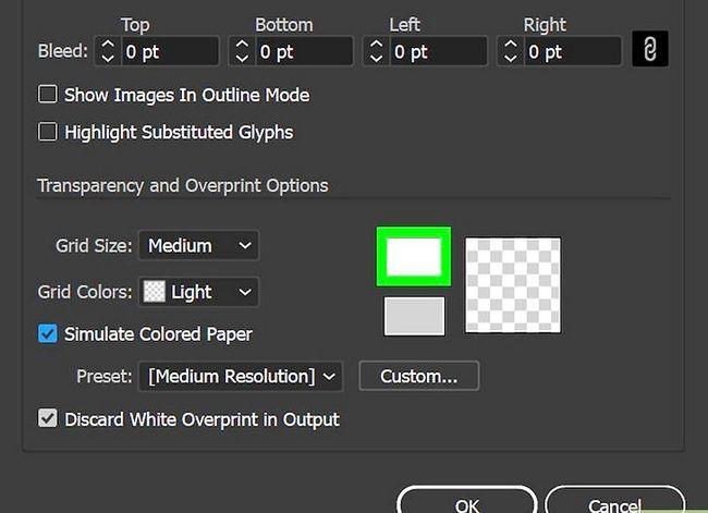 Prent getiteld Verander die agtergrondkleur in Adobe Illustrator Stap 5