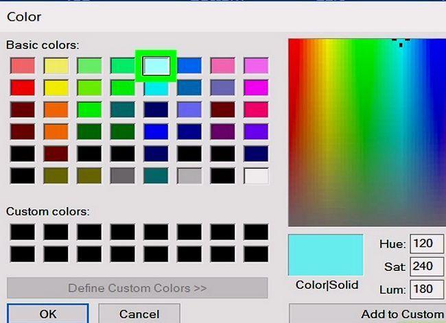 Prent getiteld Verander die agtergrondkleur in Adobe Illustrator Stap 6