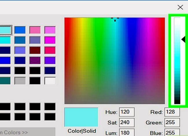 Prent getiteld Verander die agtergrondkleur in Adobe Illustrator Stap 7