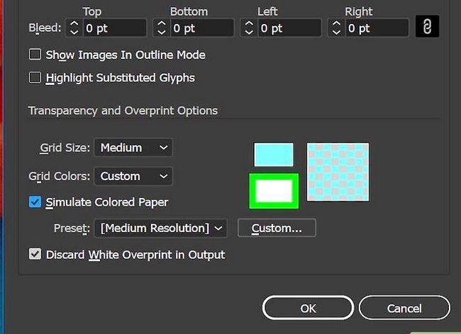 Prent getiteld Verander die agtergrondkleur in Adobe Illustrator Stap 9
