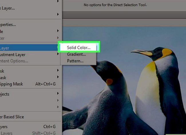 Prent getiteld Verander die agtergrondkleur in Photoshop Stap 14