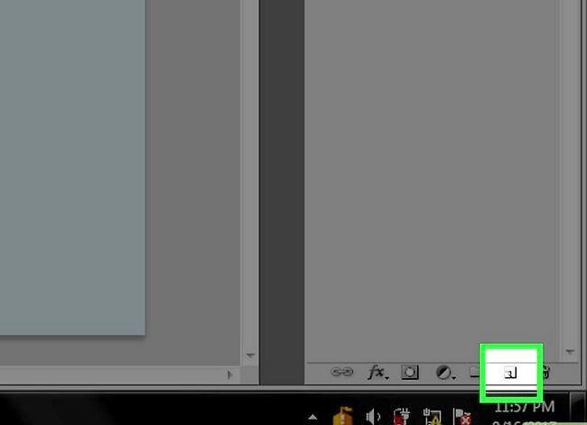 Prent getiteld Verander die agtergrondkleur in Photoshop Stap 20