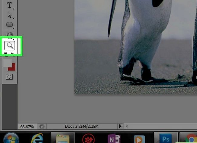 Prent getiteld Verander die agtergrondkleur in Photoshop Stap 26