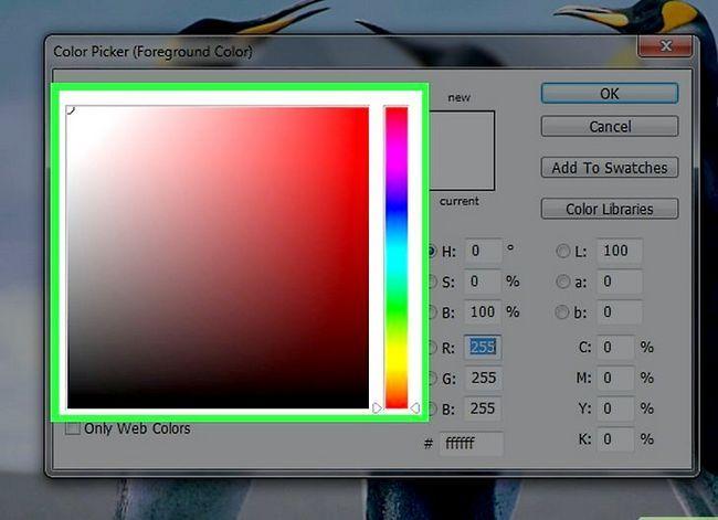Prent getiteld Verander die agtergrondkleur in Photoshop Stap 27