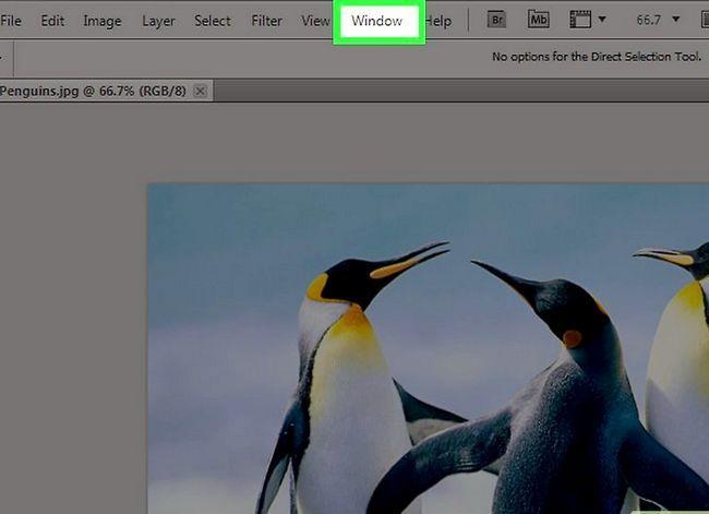 Prent getiteld Verander die agtergrondkleur in Photoshop Stap 10