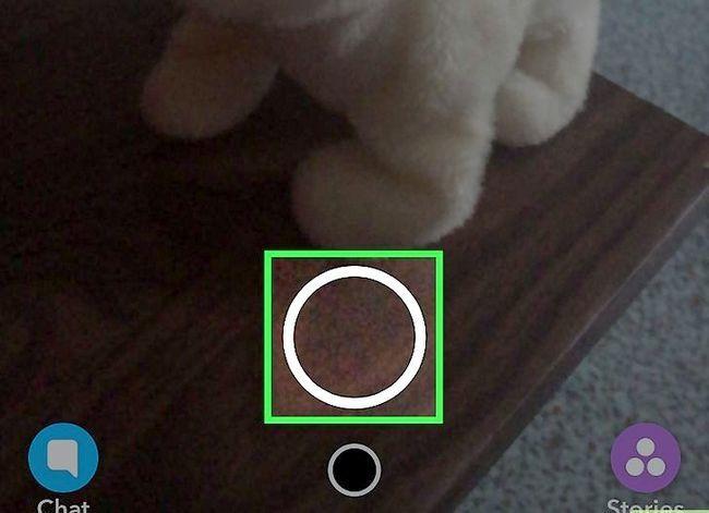 Prent getiteld Verander die kleur van Snapchat-onderskrifte Stap 2
